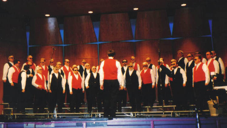 2003 - Chorus in shades - Apr. 5 2003.jpg