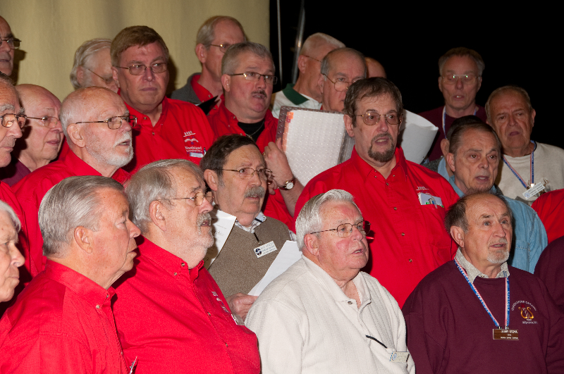 2010 - Joint rehearsal in St. Ignace with Alpena and Gaylord Chapters - May 8 2010.jpg