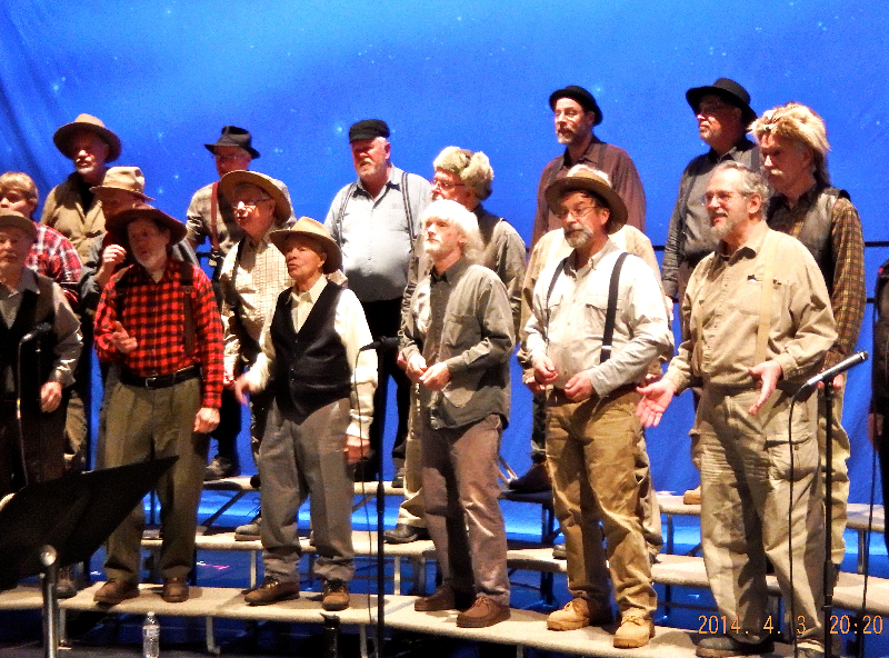 2014 - North to Alaska Dress Rehearsal-02 Apr.3 2014.JPG