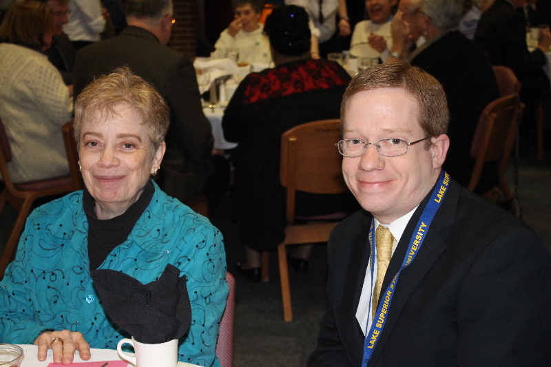 2014 - Ladies Night-Ben and Patricia Deatrick-Feb 8 2014.JPG