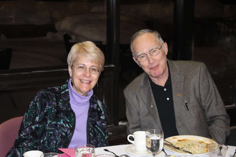 2014 - Ladies Night-Bernie and Colleen Arbic-Feb 8 2014.JPG