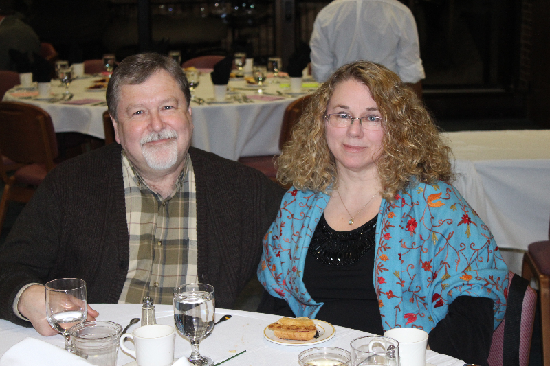 2014 - Ladies Night-Chris and Kimberley Aslett-Feb 8 2014.JPG