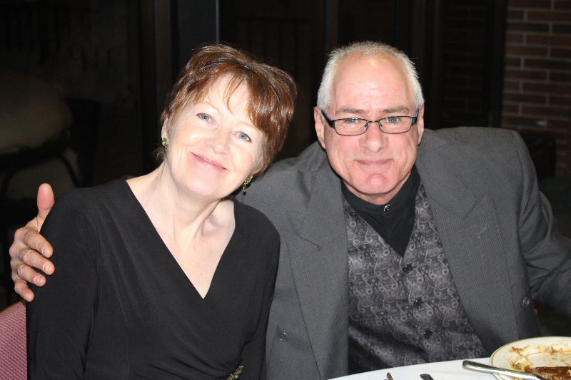 2014 - Ladies Night-Chuck and Tricia Sageloly-Feb 8 2014.JPG