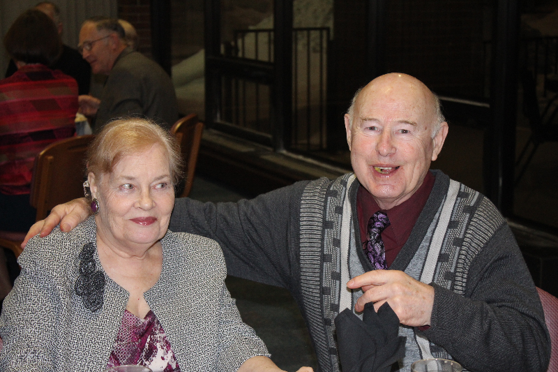 2014 - Ladies Night-Jim and Ann-Marie Townsend-Feb 8 2014.JPG