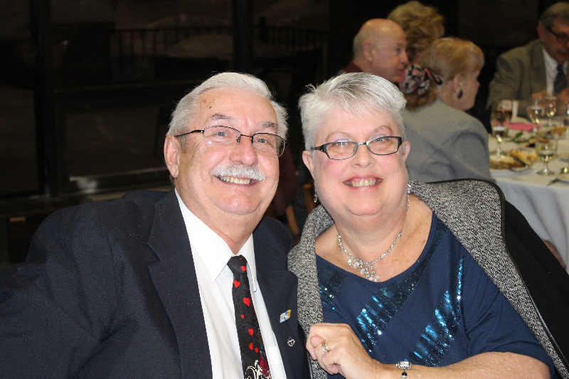 2014 - Ladies Night-Jim and Joyce Duncan-Feb 8 2014.JPG