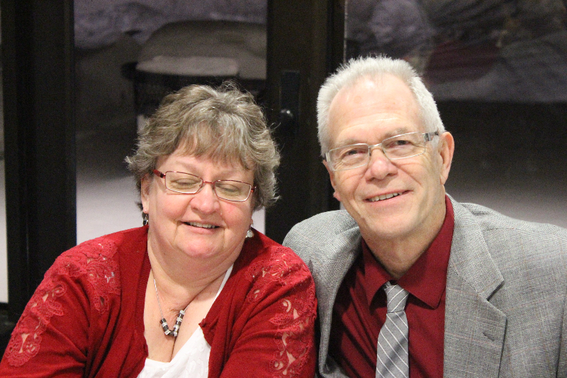 2015 Ladies Night 18 - Wendy and Steve Rutti - Feb. 14 2015.JPG