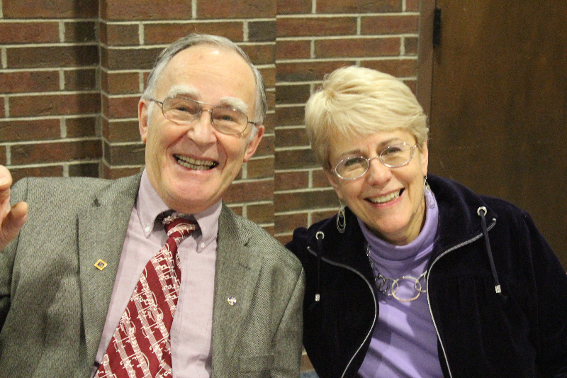 2015 Ladies Night 21 - Bernie and Colleen Arbic - Feb. 14 2015.JPG