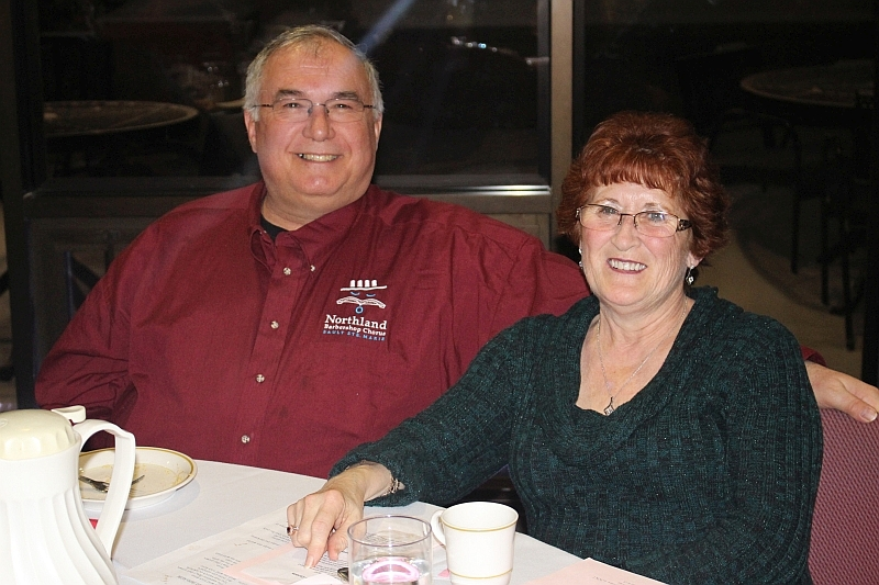 2016 Ladies Night 16 - Gerald Guzzo and Dorothy Ducharme - Feb. 13 2016.JPG