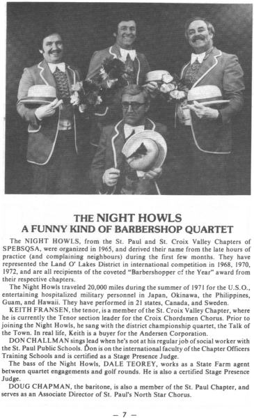 1985 - Night Howls Program Photo.jpg