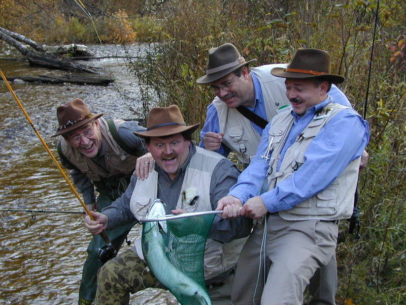 2003 - Four Man Fishing Tackle Choir.jpg