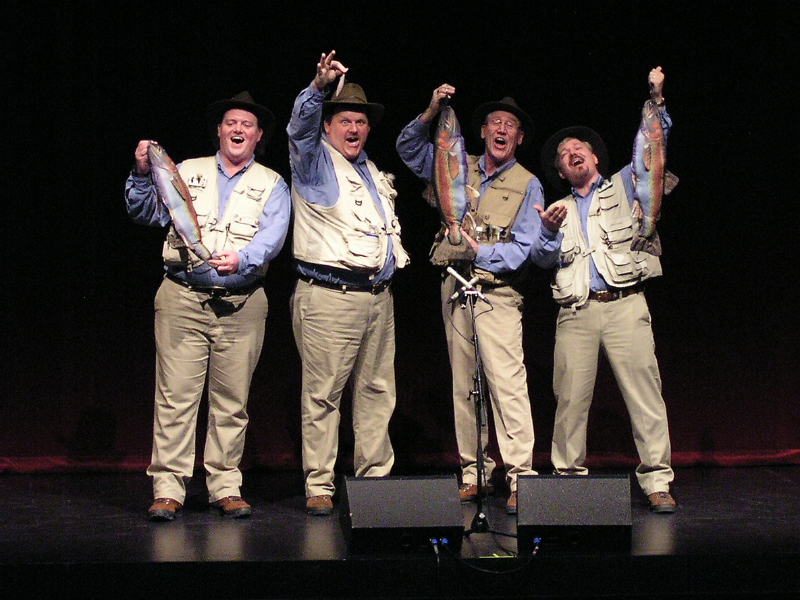 2007 - Four Man Fishing Tackle Choir.jpg
