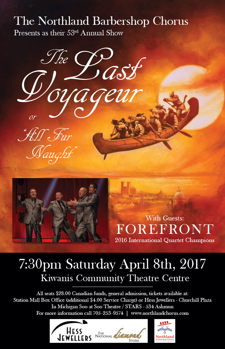 2017 Poster - The Last Voyageur