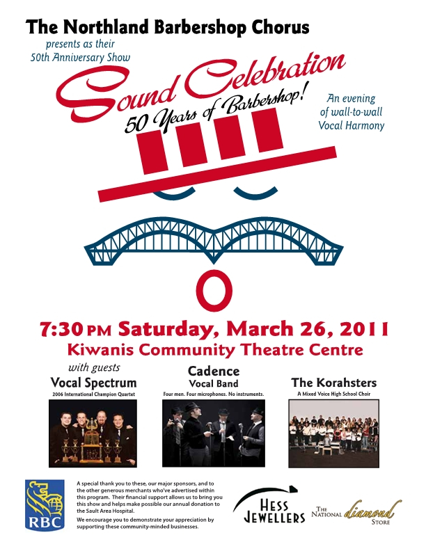 2011 - Sound Celebration - 50 Years of Barbershop 50th Anniversary.jpg