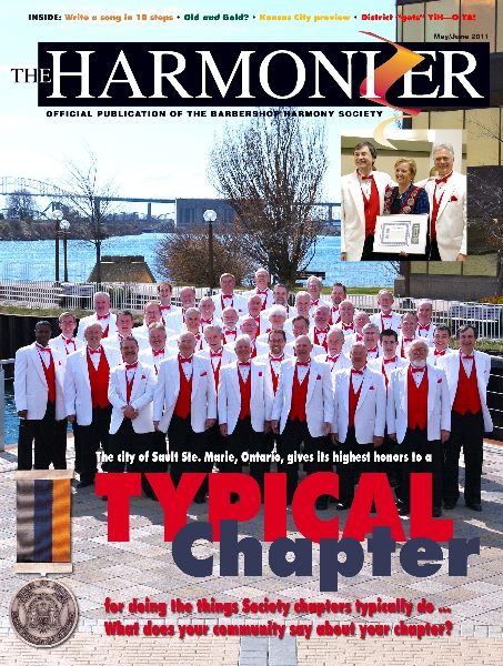 Harmonizer May-June 2011 front cover