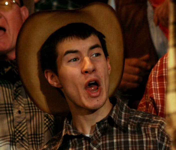 2010 - Cowboy Chorale Soo Theatre Nathan Shami - June 6 2010